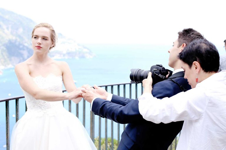 Best Italian Wedding Photographer Award Winner Published Amalfi Coast Ravello Positano Capri Planner Famous Vip in Italy Verona Lakes Claudia Francese Photography Sisters