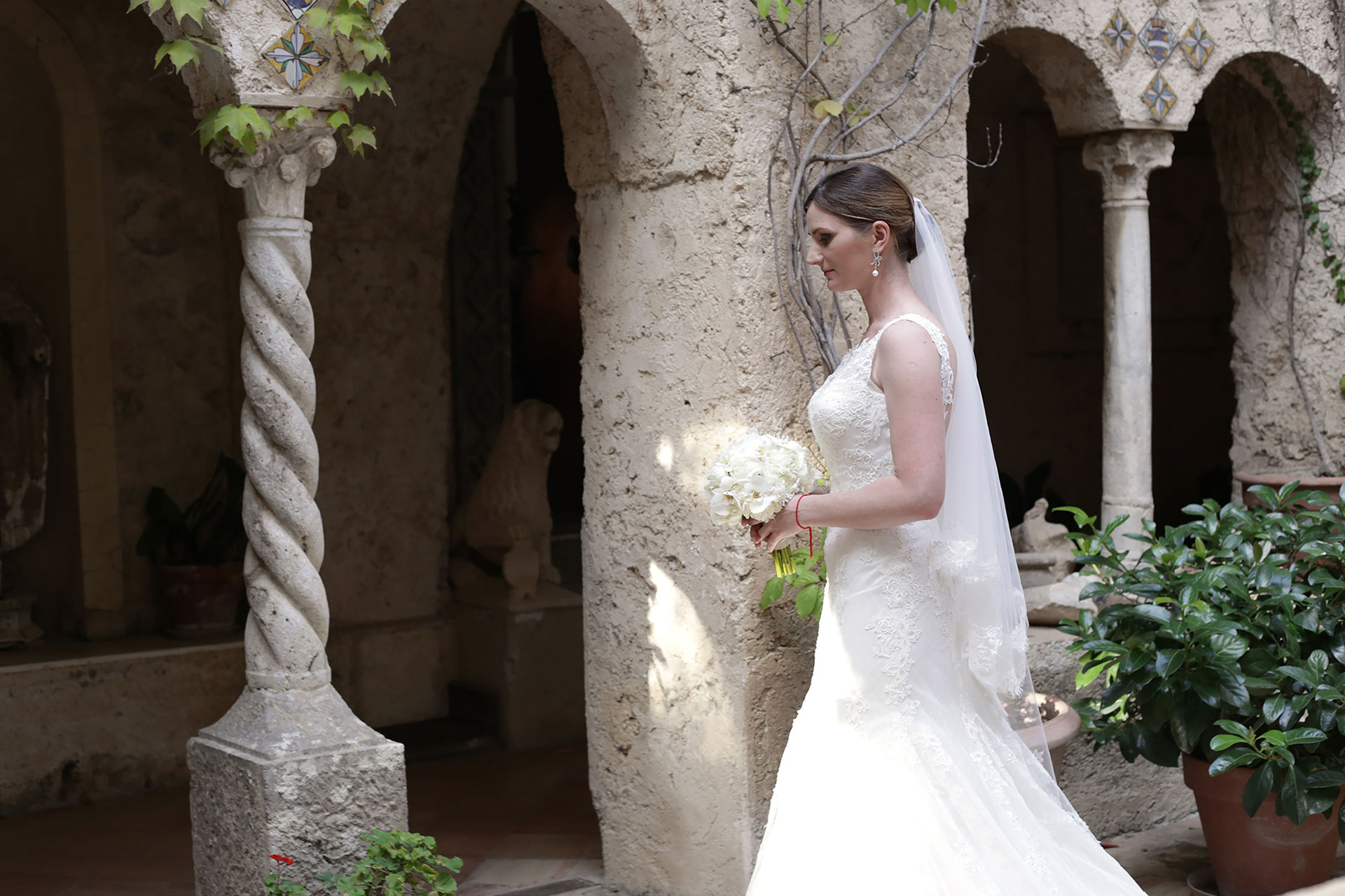 DREAM, BELIEVE, ARCHIVE, Villa Cimbrone THE BEST CHOISE for your Wedding in Ravello according to Francese Photography
