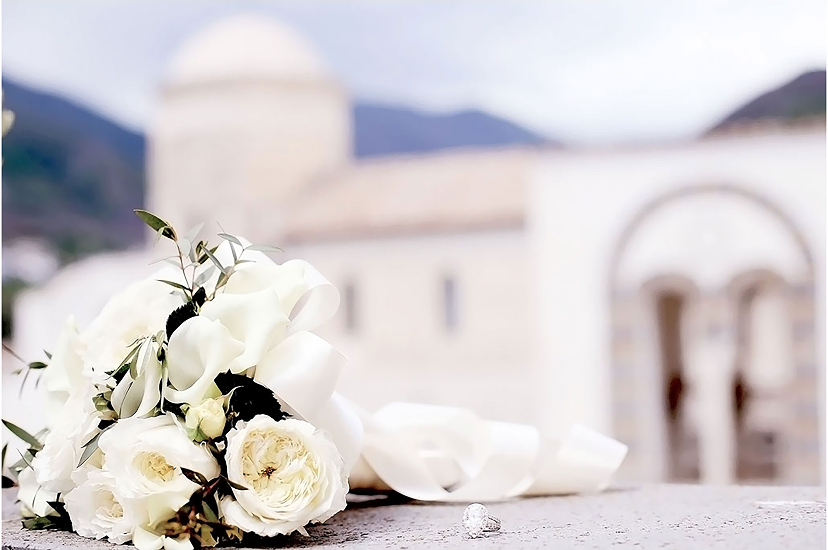 Luxury Symbolic Wedding at Hotel Caruso by Francese Photography