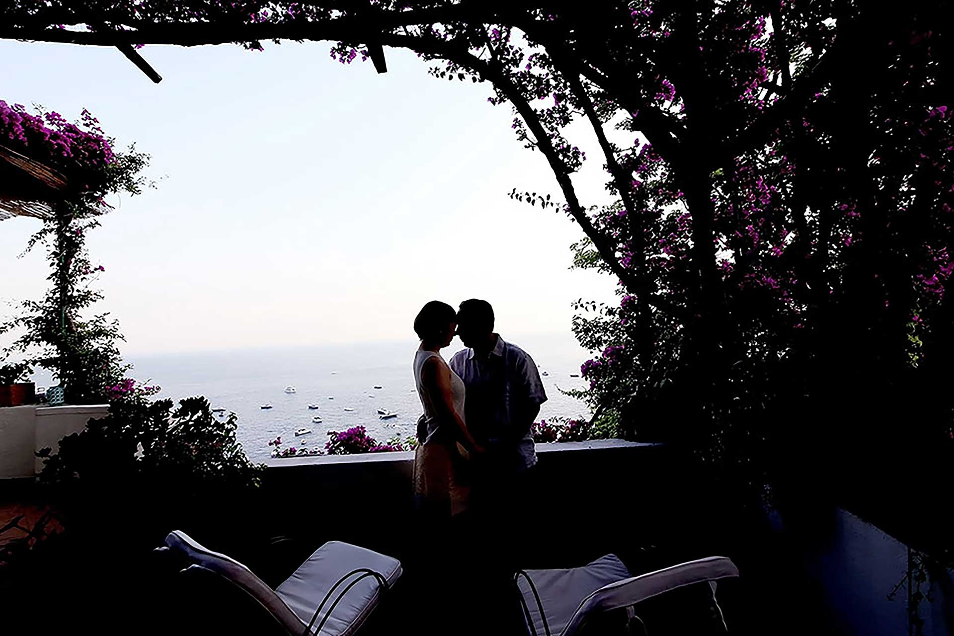 Luxury Events Vows Anniversary Rehearsal Dinner Pizza Party Planner Photographer Shooting Amalfi Coast Positano Hotel Palazzo Murat Claudia Francese Photography Sisters