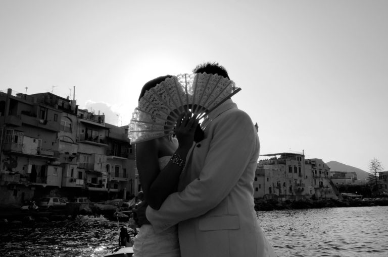 Catholic Wedding Island Ischia Best Destination Photographer Claudia Francese Photography Sisters