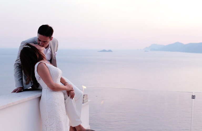 Elopement Wedding Casa Angelina Praiano Amalfi Coast Francese Photography
